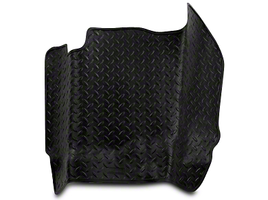 Husky Classic Center Hump Floor Liner - Black (07-13 Silverado 1500 Regular Cab)