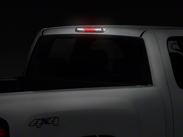 LED Third Brake Light; Chrome (07-13 Silverado 1500)