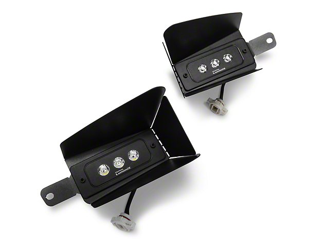 Putco Luminix LED Fog Lights - Pair (14-15 Silverado 1500)