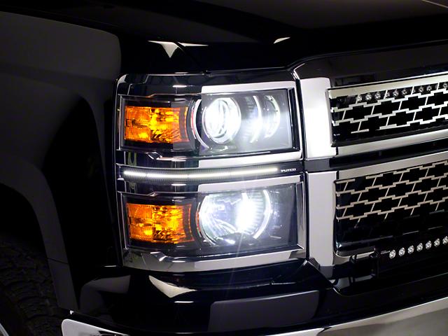 Putco LED Dayliner G3 Kit - Polished (14-15 Silverado 1500)