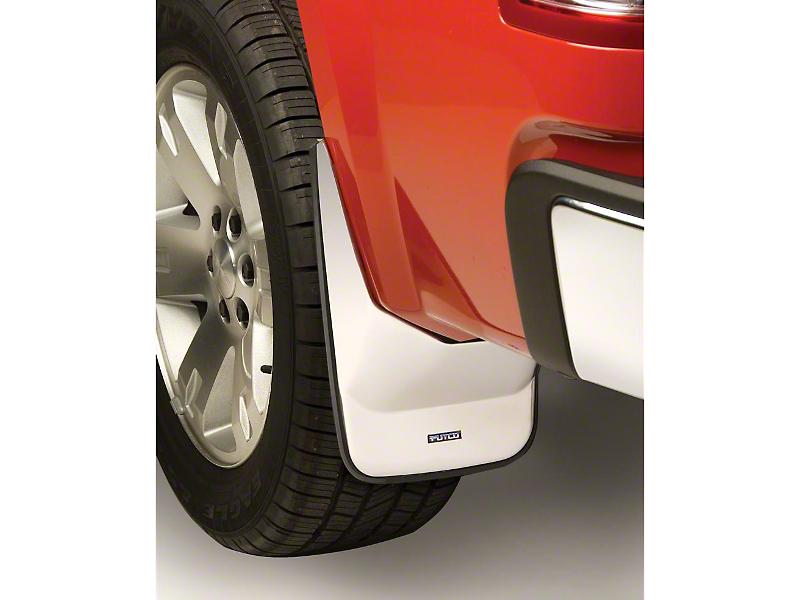 Putco Form Fitted Mud Skins - Rear (07-13 Silverado 1500 w/o Factory Flares)