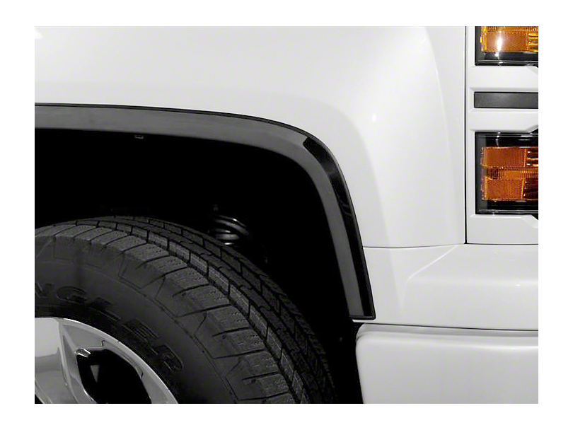 Black Platinum Fender Trim (14-15 Silverado 1500)