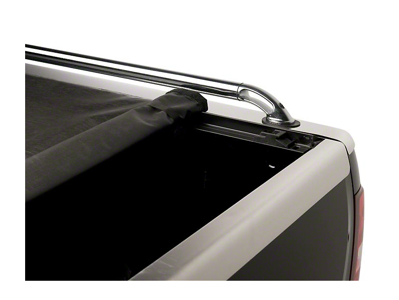 Putco Stainless Steel Bed Rail Skins w/ Stake Pocket Holes (07-13 Silverado 1500 w/ Short Box)