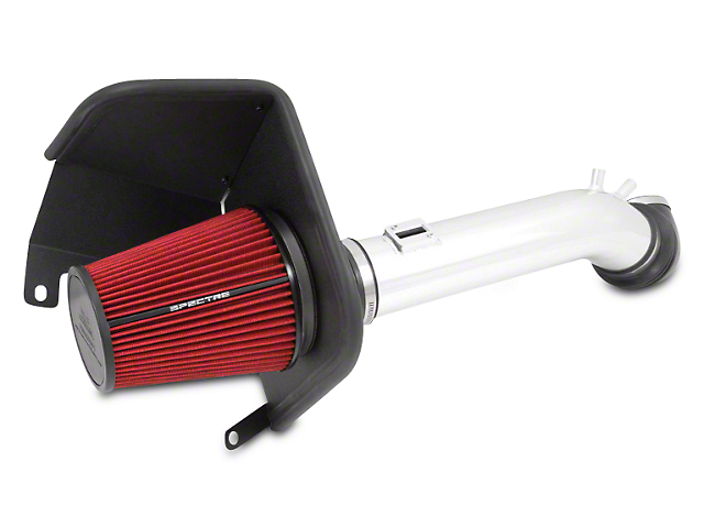 Spectre Performance Cold Air Intake - Polished (14-18 5.3L Silverado 1500)