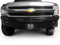 2009 chevy silverado 1500 front bumper