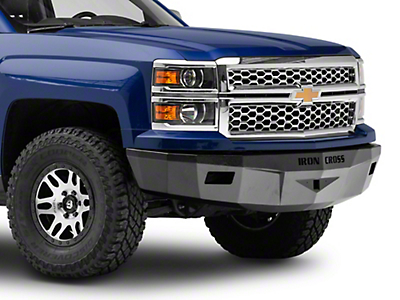 Iron Cross RS Front Bumper (14-15 Silverado 1500)