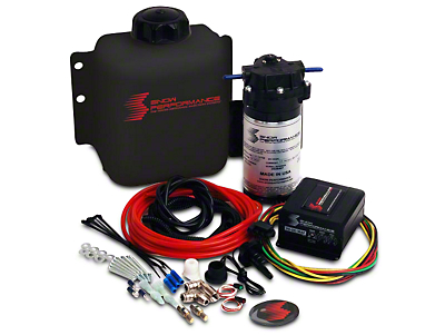 Snow Performance Stage 2 MAF/MAP Water-Methanol Injection System (07-18 Silverado 1500)