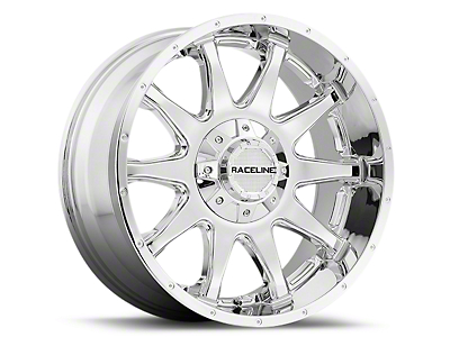 Raceline Shift Chrome 6-Lug Wheel - 18x9 (99-18 Silverado 1500)