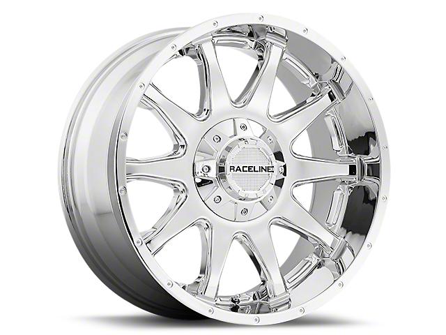 Raceline Shift Chrome 6-Lug Wheel - 20x9 (99-18 Silverado 1500)