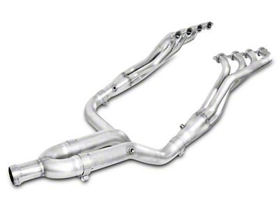 Stainless Works 1-7/8 in. Headers w/ Off-Road Y-Pipe - Factory Connect (07-13 5.3L Silverado 1500)