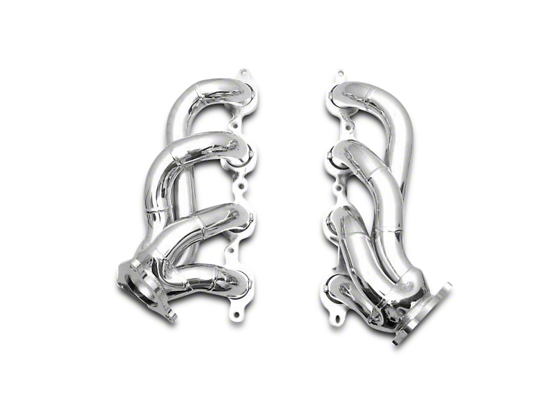 Gibson 1-3/4 in. Performance Headers - Chrome (14-18 5.3L, 6.2L)