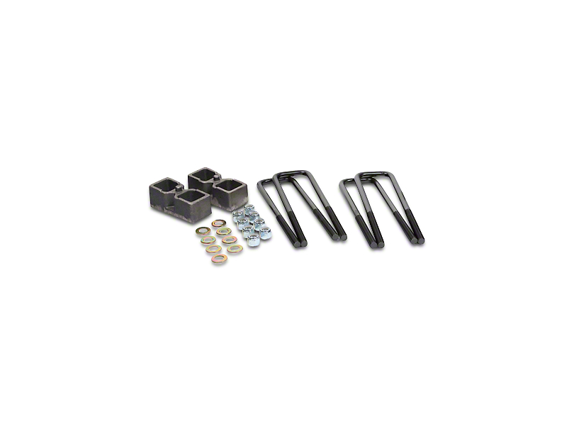 Daystar 2-Inch Rear Lift Block Kit (07-13 2WD/4WD Silverado 1500)