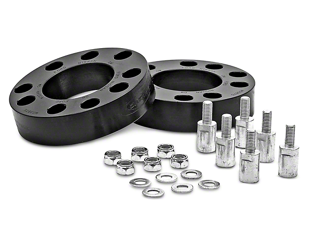 Daystar 2 in. Front Suspension Lift Kit (14-18 2WD/4WD Silverado 1500)