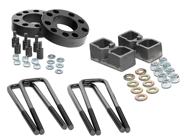 Daystar 2 in. Suspension Lift Kit (14-18 2WD/4WD Silverado 1500)
