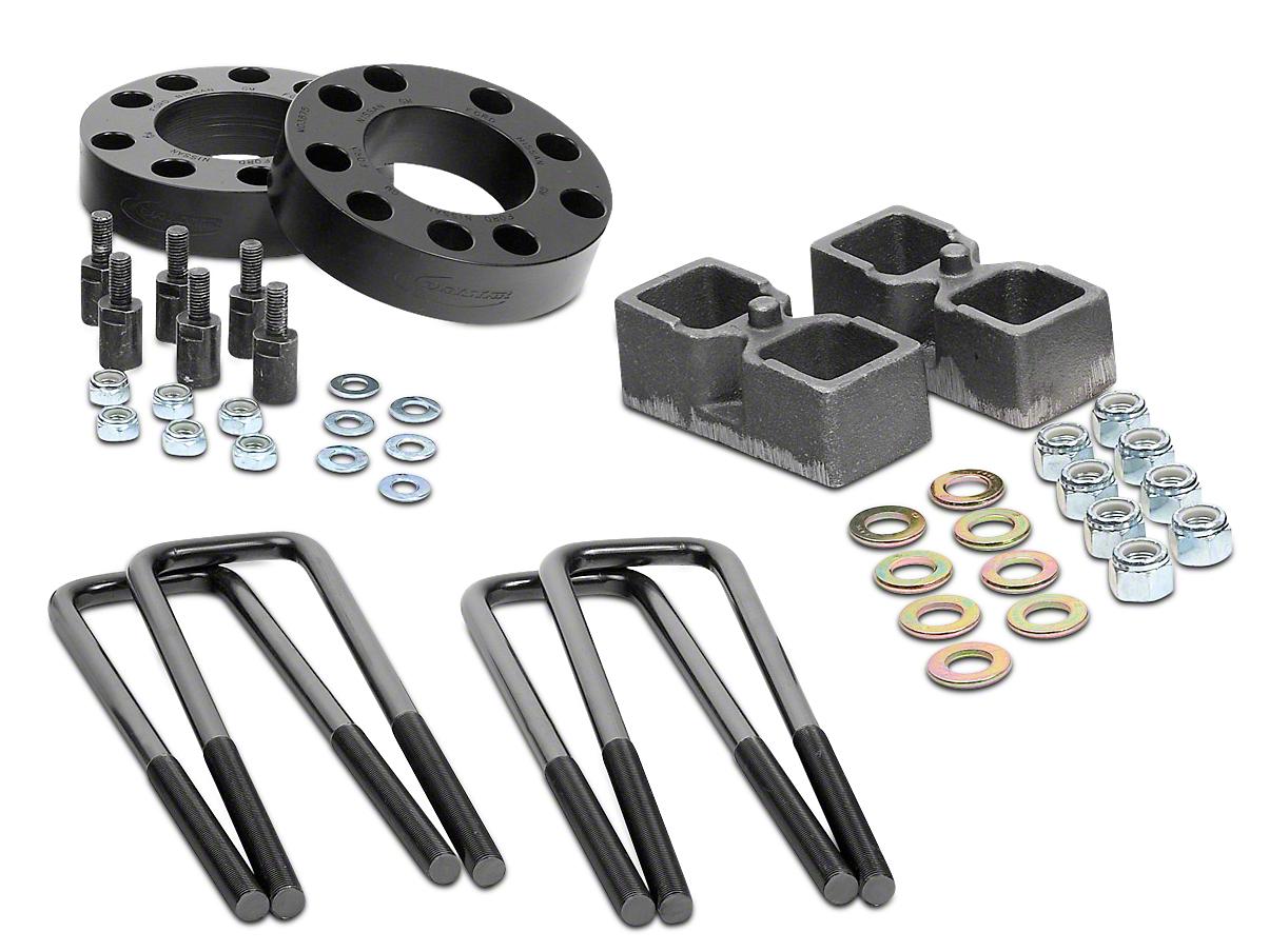 Daystar 2 in. Suspension Lift Kit (14-18 2WD/4WD Silverado 1500)