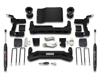 ReadyLIFT 6.5 in. Off Road Lift Kit w/ SST3000 Shocks (14-18 2WD/4WD Silverado 1500)