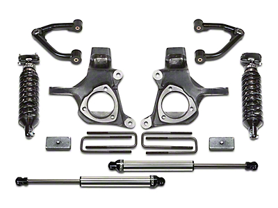 Fabtech 6.5 in. Ultimate Lift System (07-13 2WD Silverado 1500)