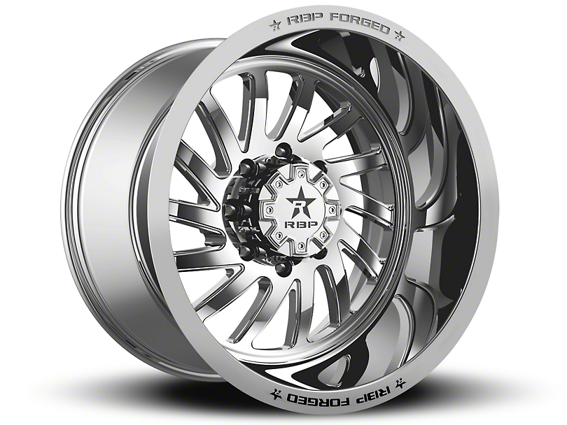 RBP 78R Uzi Chrome 6-Lug Wheel - 20x9 (07-18 Silverado 1500)