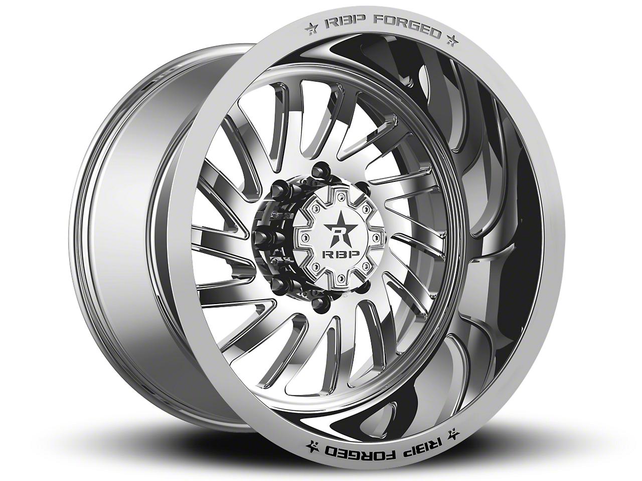 RBP 78R Uzi Chrome 6-Lug Wheel - 20x9 (07-18 Silverado 1500)