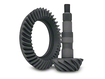 Yukon Gear 8.25 in. IFS Front Ring Gear and Pinion Kit - 5.13 Gears (07-13 Silverado 1500)