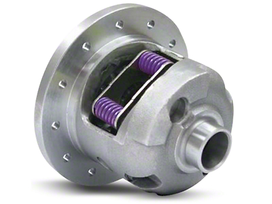Yukon Gear Duragrip Posi Rear Differential - 30 Spline 8.5 & 8.6 in. (07-17 All)