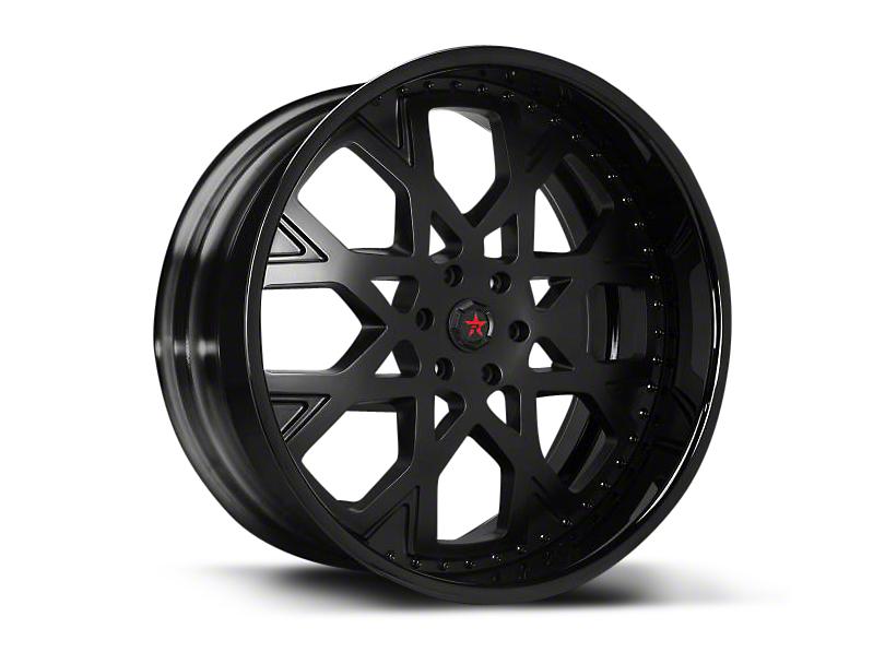RBP 79R Assault Gloss Black 6-Lug Wheel - 20x10 (07-18 Silverado 1500)