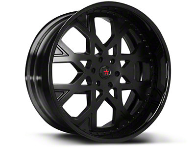 RBP 79R Assault Gloss Black 6-Lug Wheel - 20x10 (07-18 Silverado 1500)