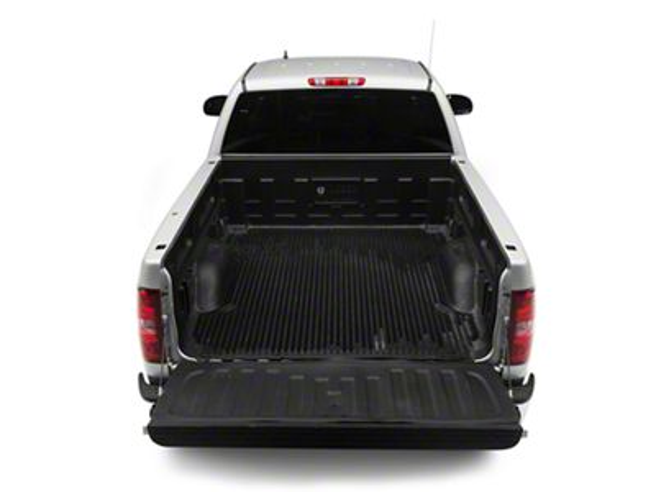 Weathertech TechLiner Tailgate Liner - Black (07-13 Silverado 1500)
