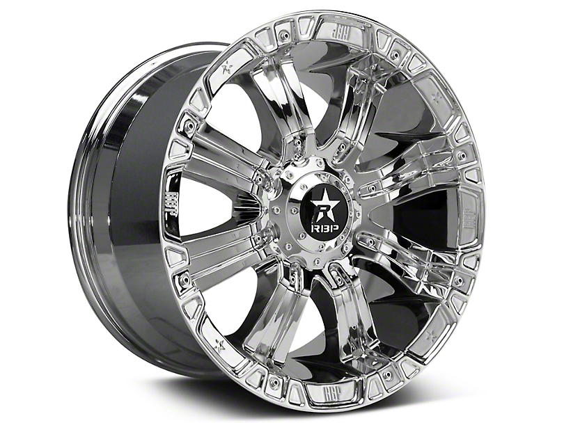 RBP 94R Chrome 6-Lug Wheel - 17x9 (99-18 Silverado 1500)