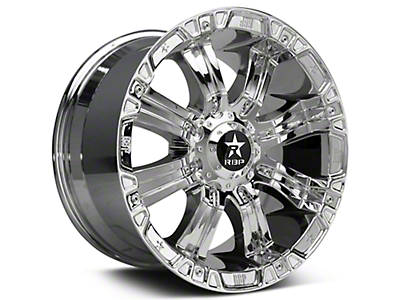 RBP 94R Chrome 6-Lug Wheel - 18x10 (99-18 Silverado 1500)