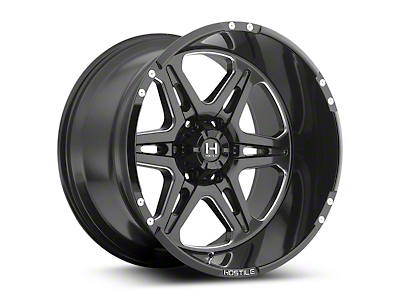 Hostile HAVOC Blade Cut 6-Lug Wheel (07-18 Silverado 1500)