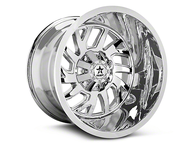 RBP 65R Glock Chrome 6-Lug Wheel - 20x10 (99-19 Silverado 1500)