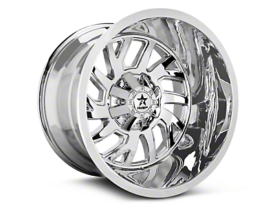 RBP 65R Glock Chrome 6-Lug Wheel - 20x10 (07-18 Silverado 1500)