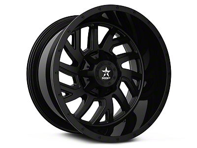 RBP 65R Glock Full Black 6-Lug Wheel - 20x10 (07-18 Silverado 1500)