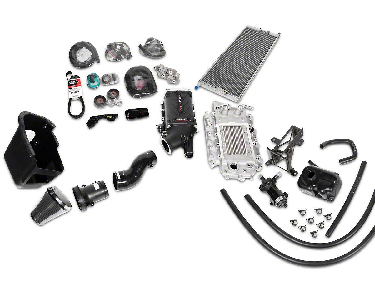 SLP 1900 TVS 520 HP Supercharger Kit (14-18 5 3L Silverado 1500)