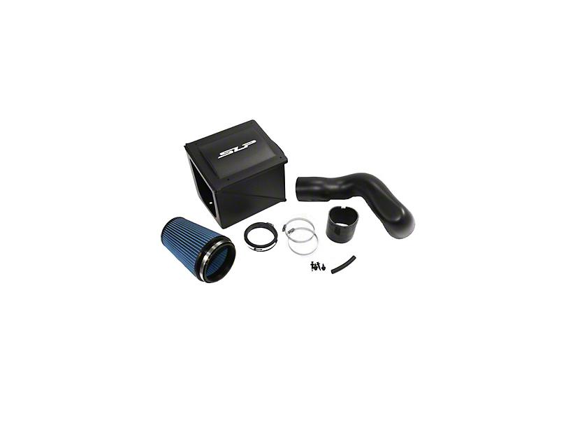SLP Blackwing Cold Air Intake (07-08 4.8L Silverado 1500)