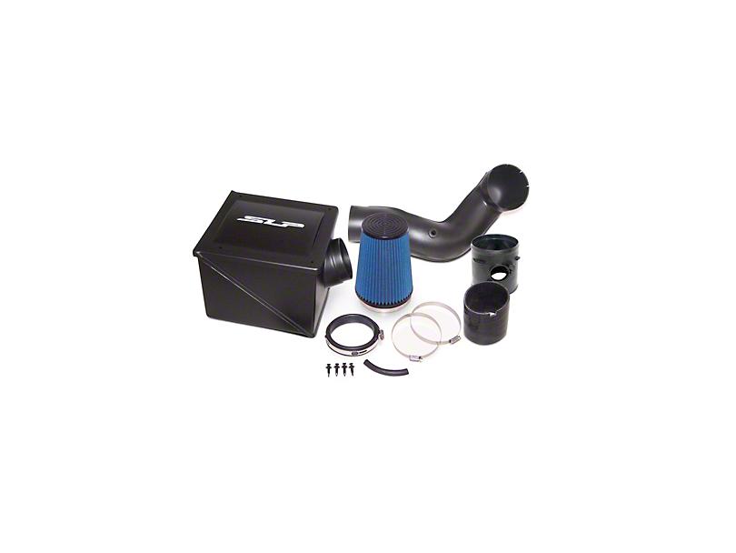 SLP Blackwing Cold Air Intake (2009 6.0L Silverado 1500, Excluding Hybrid)