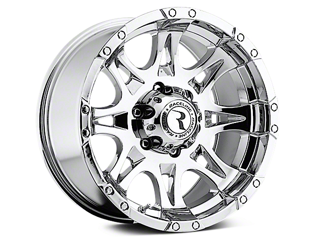 Raceline Raptor Chrome 6-Lug Wheel; 18x9 (99-20 Silverado 1500)