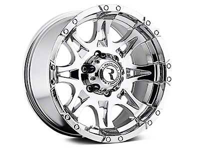 Raceline Raptor Chrome 6-Lug Wheel - 18x9 (99-18 Silverado 1500)