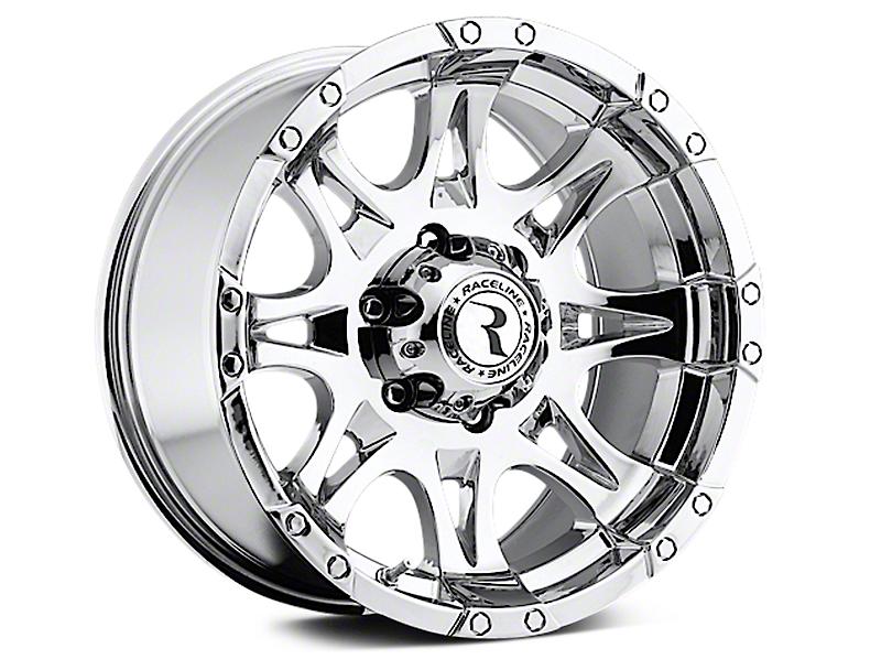 Raceline Raptor Chrome 6-Lug Wheel - 20x9 (99-18 Silverado 1500)