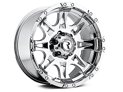 Raceline Raptor Chrome 6-Lug Wheel - 20x9 (99-18 Silverado 1500)