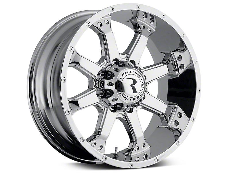Raceline Assault Chrome 6-Lug Wheel - 20x9 (99-18 Silverado 1500)