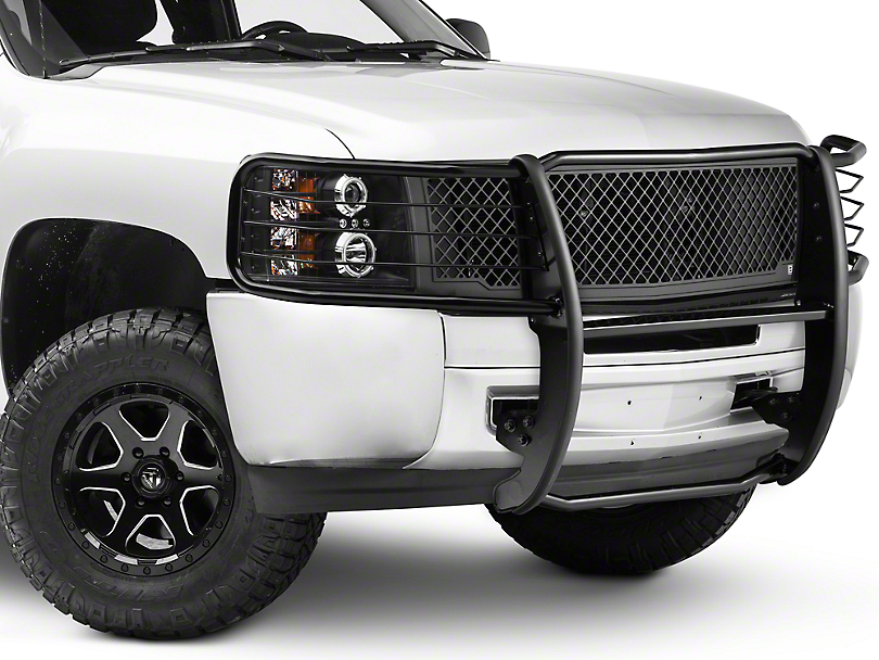 Barricade Brush Guard - Black (07-13 Silverado 1500)