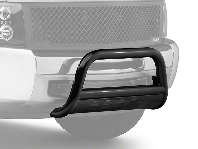 Barricade 3 in. Bull Bar - Black (07-18 Silverado 1500)