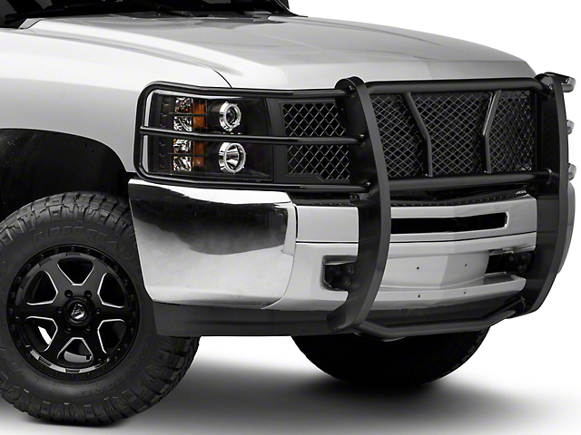 Barricade Extreme HD Grille Guard - Black (07-13 Silverado 1500)