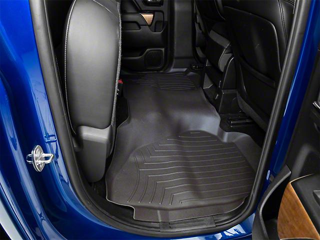 Weathertech DigitalFit Rear Floor Liner - Cocoa (14-18 Silverado 1500 Double Cab, Crew Cab)