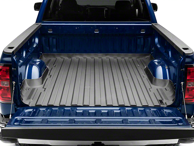 Weathertech Techliner Bed Liner Black 07 18 Silverado 1500