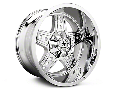 RBP 90R Colt Chrome 6-Lug Wheel - 20x10 (07-18 Silverado 1500)
