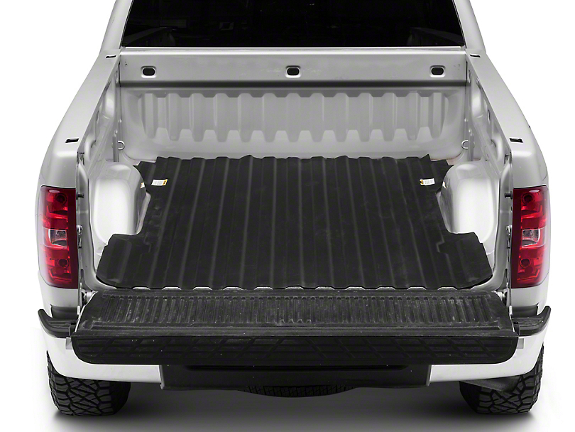 Weathertech UnderLiner Bed Liner - Black (07-13 Silverado 1500)