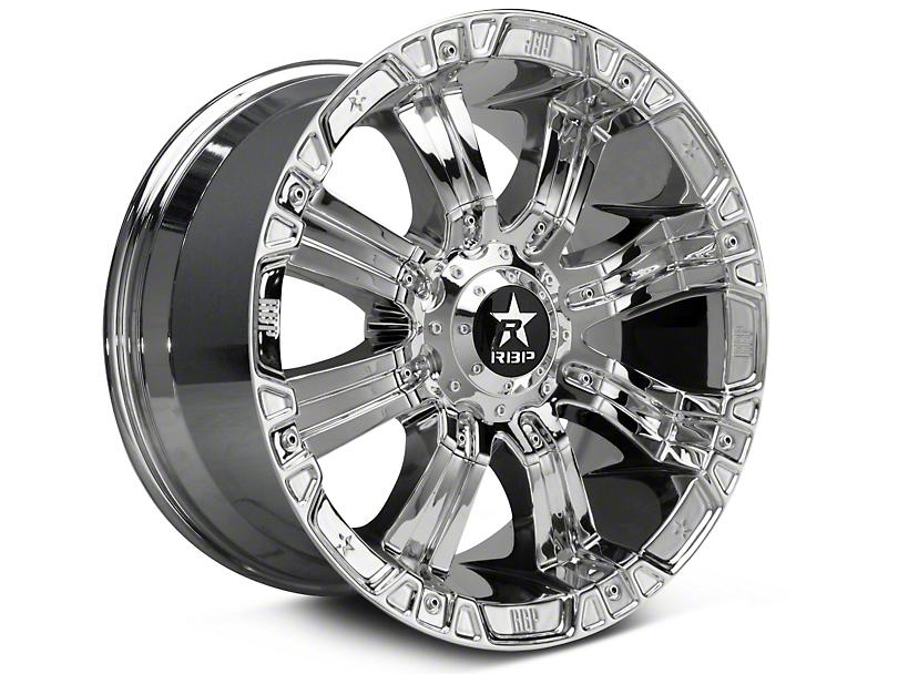RBP 94R Chrome 6-Lug Wheel - 18x9 (99-18 Silverado 1500)